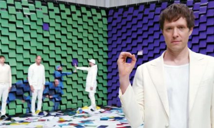 Paper view: Cool new OK Go clip 'Obsession'