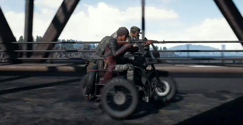 When you can go to the PUBG on Xbox One