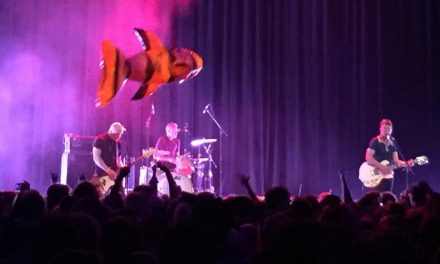 The Peep Tempel @ The Forum – live review