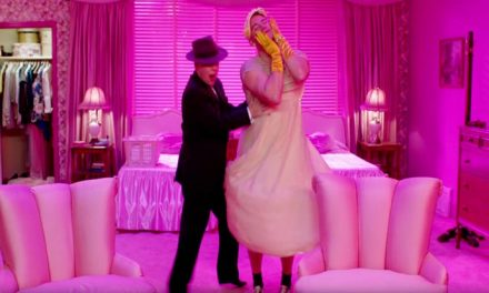 Get domestic with P!nk and Channing Tatum's 'Beautiful Trauma'