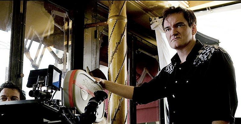 Peace, love and Tarantino, man…