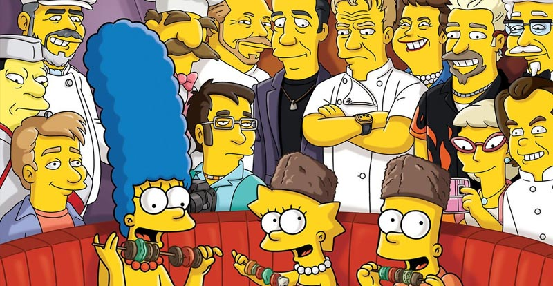 Dining with The Simpsons: 10 fine Springfield eateries