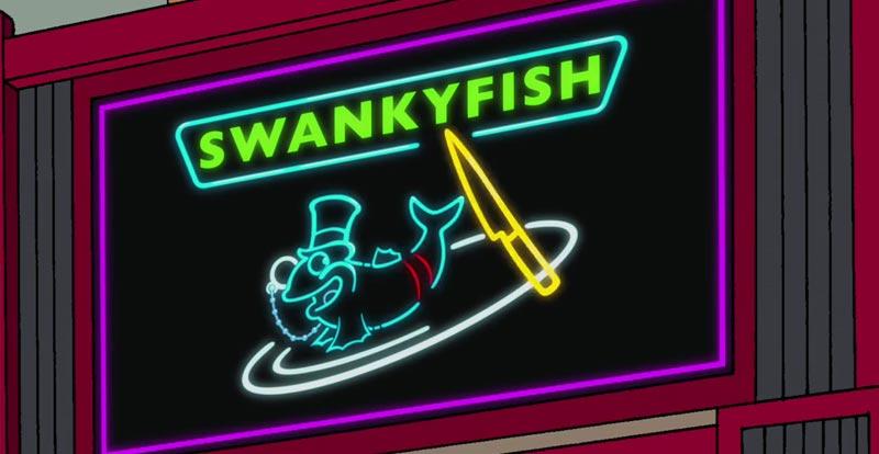 Springfield eateries - Swankyfish