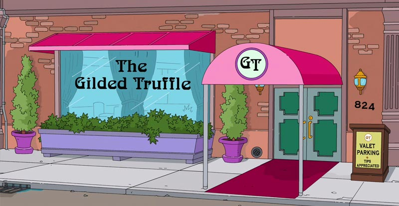 Springfield eateries -The Gilded Truffle