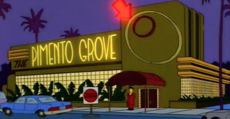 Springfield eateries - The Pimento Grove