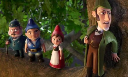 Johnny Depp is Sherlock… Gnomes