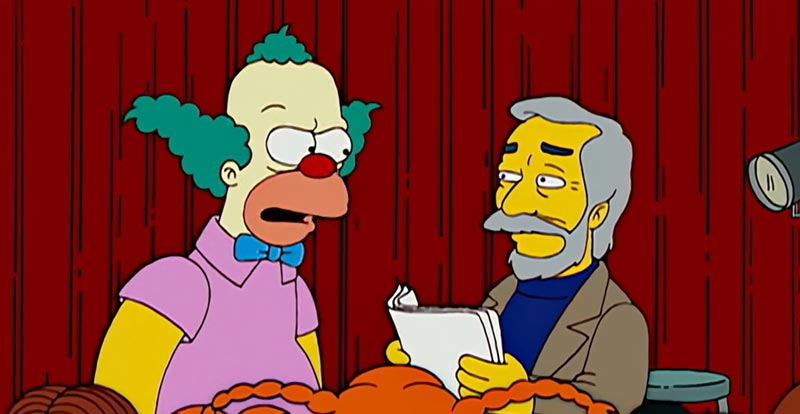 The Simpsons S18 - Stephen Sondheim