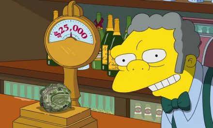 Moe money – The Simpsons supports Puerto Rico