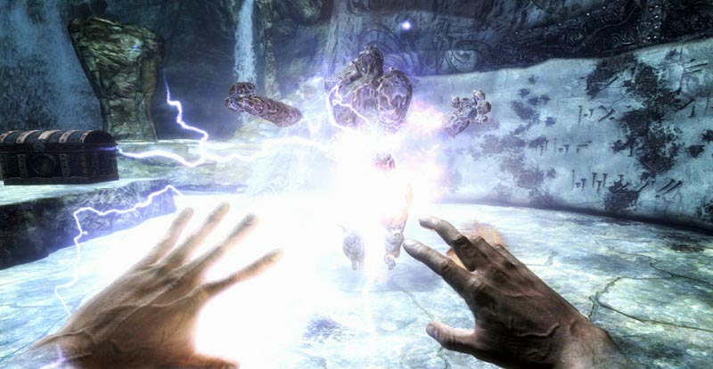 Check out a whole lot of Skyrim VR