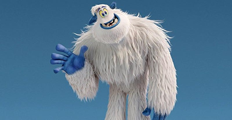 Ready, setty, yeti! Channing Tatum gets hairy in Smallfoot