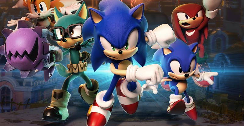 Sonic Forces – review