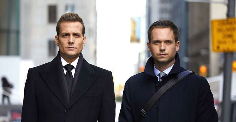 Suits: Season 7, Part 1 on DVD and Blu-ray November 29