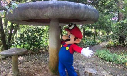 Super Mario's USA Odyssey