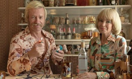 Kylie and Guy are taking us on a Swinging Safari