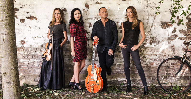 The Corrs, 'Jupiter Calling' review