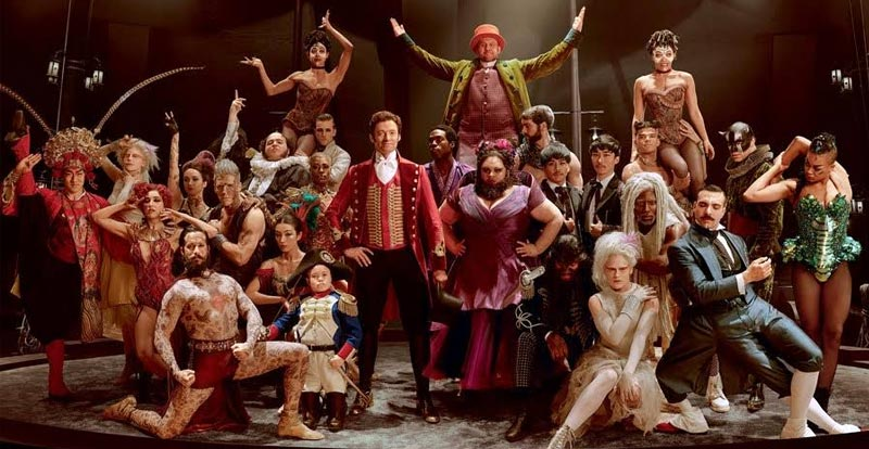 Go behind the curtains of The Greatest Showman – in 360°