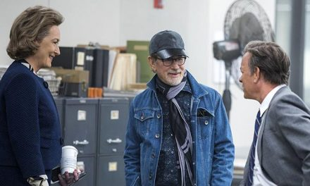 Read all about Spielberg's latest, The Post