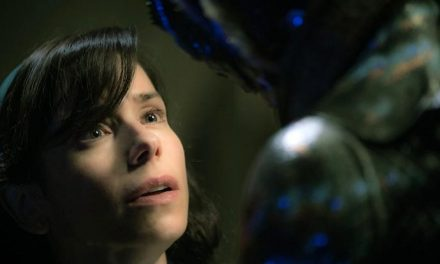 Third The Shape of Water trailer splashes down