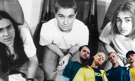 UNFD Silverchair tribute album spawns third single