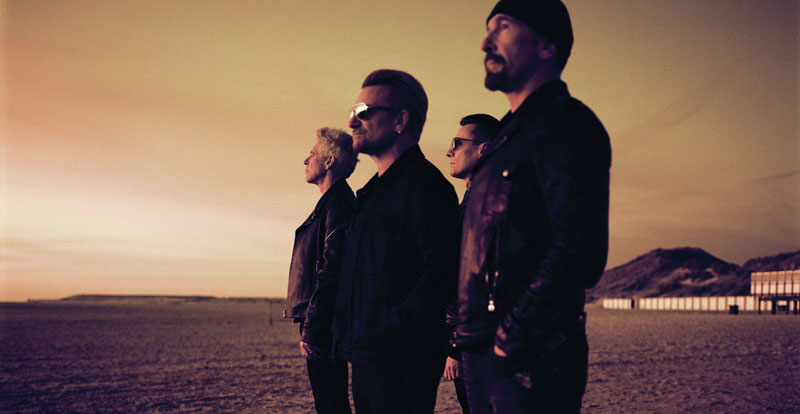 U2, 'Songs of Experience' review