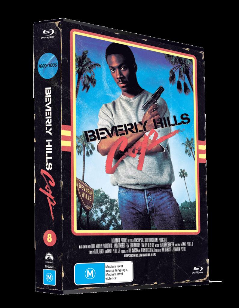 Beverly Hills Cop VHS