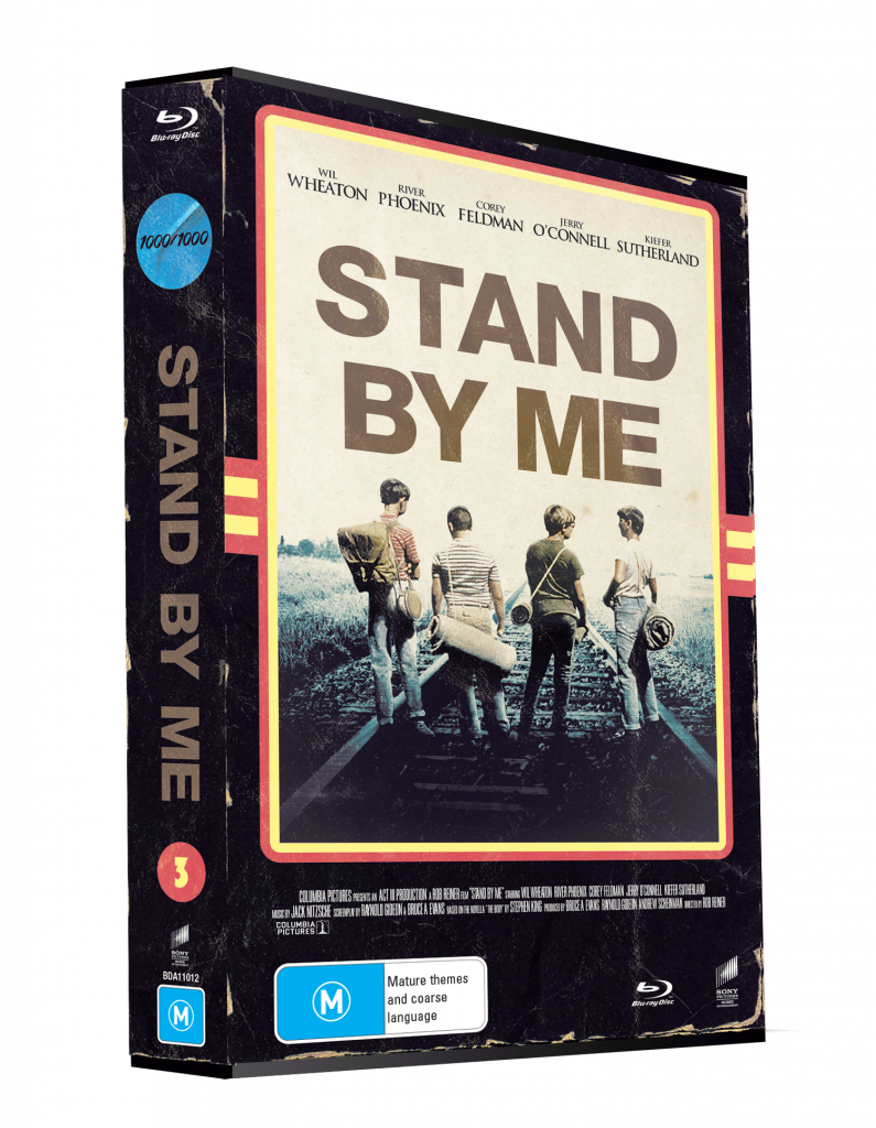 Stand By Me VHS