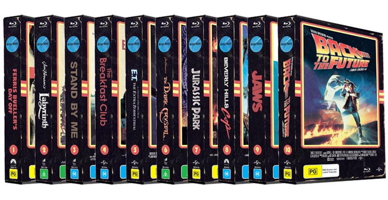 First you get the covers, then you get the cassettes… the VHS revival starts here!