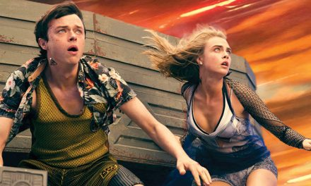 Valerian and the City of a Thousand Planets on DVD and Blu-ray November 22