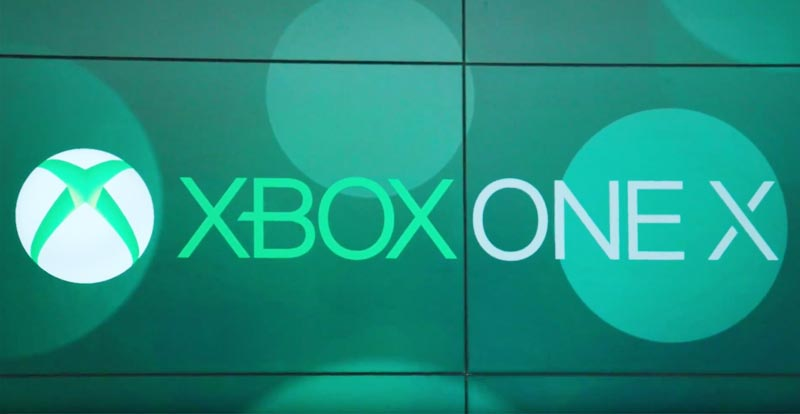 Let's Rock! Xbox One X global launch highlights