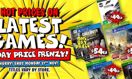 The best gaming deals at JB Hi-Fi for Black Friday