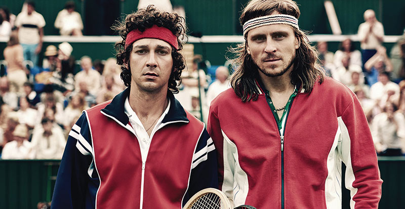 Borg vs McEnroe – interview