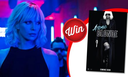 Win your own piece of Charlize Theron