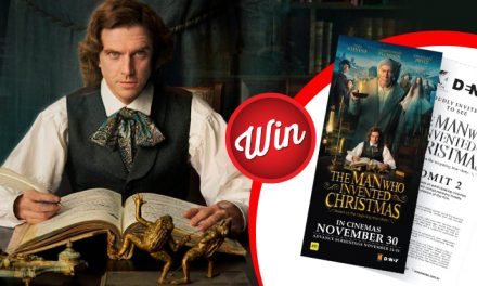 Win a double pass to see The Man Who Invented Christmas