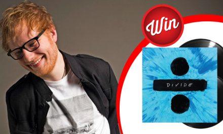 Win Ed Sheeran goodies