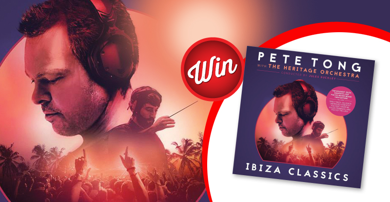 Win a copy of Pete Tong Ibiza Classics