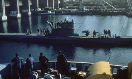 Wolfgang Petersen's excellent 1981 Das Boot