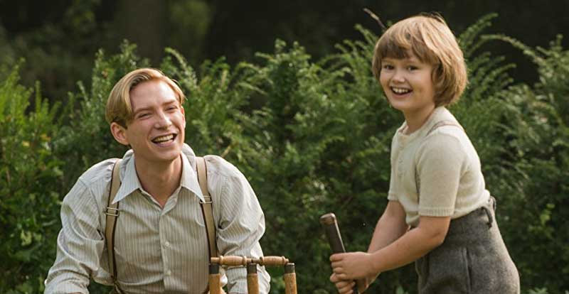 Goodbye Christopher Robin – review