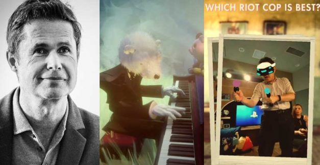 Talking PlayLink, Dreams, and PlayStation VR with Sony's Michael Denny