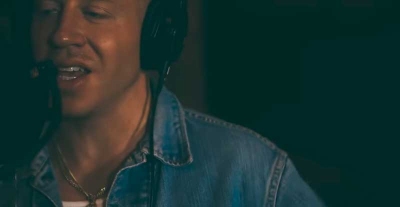 Check out this spine-chilling rendition of 'Over It'