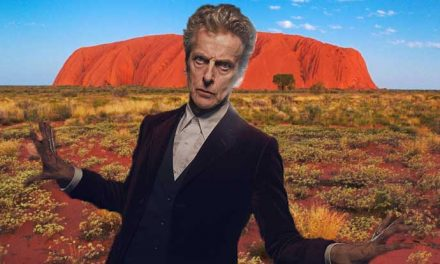 Peter Capaldi headed to Australia for Supanova 2018!