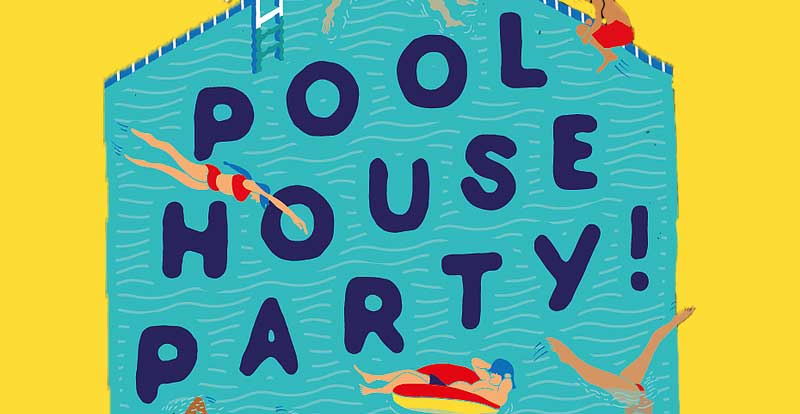 The inaugural Pool House Party announced