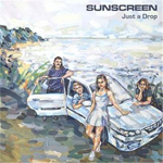 sunscreen Just A Drop EP cover art