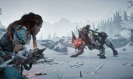 Horizon Zero Dawn: The Frozen Wilds DLC – review