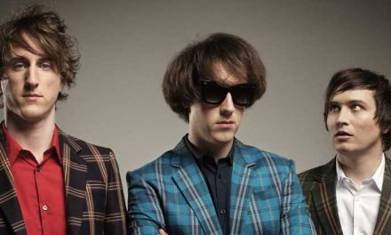 Listen to The Wombats' newie, 'Lemon to a Knife Fight'