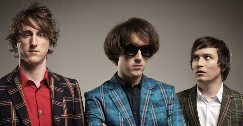 Listen to The Wombats' newie, 'Lemon to a Knife Fight'