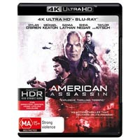 4K December 2017 - American Assassin