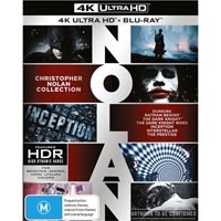 4K December 2017 - Christopher Nolan Collection