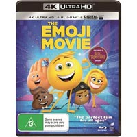 4K December 2017 - The Emoji Movie