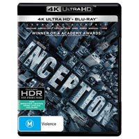 4K December 2017 - Inception