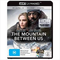 4K January 2018 - The Mountain Between Us